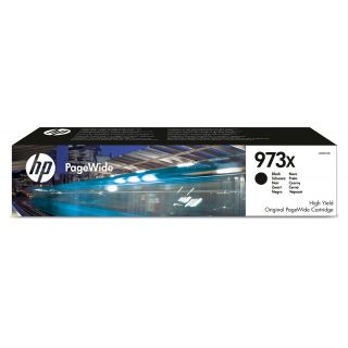 Product image of Hewlett Packard L0S07AE 973X High Yield Black PageWide