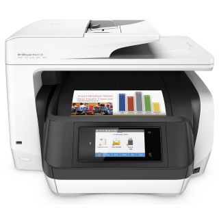 Product image of HP Officejet Pro 8720 e-All-in-One A4