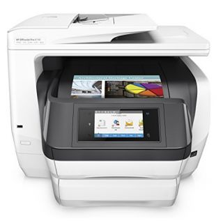 Product image of HP OFFICEJET PRO 8740 AIO PRINTER A4 24/20 PPM