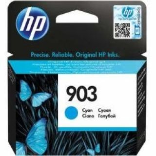 Product image of HP 903 (Yield 315 Pages) Cyan Original Ink Cartridge for OfficeJet Pro 6960/6970