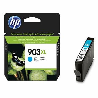 Product image of HP 903XL (Yield 825 Pages) High Yield Cyan Original Ink Cartridge for OfficeJet Pro 6960/6970