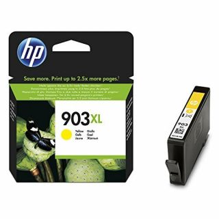 Product image of HP 903XL (Yield 825 Pages) High Yield Yellow Original Ink Cartridge for OfficeJet Pro 6960/6970