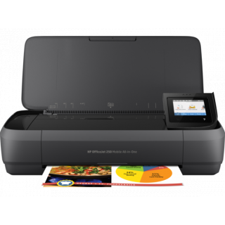 Product image of HP-IPG IPS CCIAL OJ PRINTERS (DU OFFICEJET 250 MFP 600X600DPI 5PPM 64MB PRNT/CPY/SCN IN*