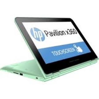 Product image of HP Pavilion x360 11-k104na - Flip design - Celeron N3050 / 1.6 GHz - Win 10 Home 64-bit - 4 GB RAM - 500 GB HDD - 11.6