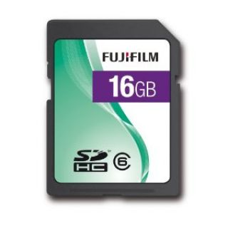 Product image of Fujifilm 16GB SecureDigital x60 High Capacity Class 6 Memory Card