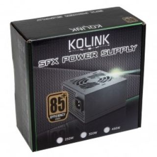 Product image of Kolink KL-SFX450 450W 80 Plus Bronze Efficient SFX Power Supply