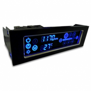 Product image of Gelid Solutions Speed Touch 6 LCD Fan Speed Controller