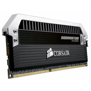 Product image of Corsair Dominator Platinum 16GB (2 x 8GB) Memory Kit 1866MHz DDR3 C9