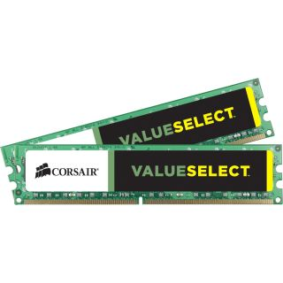 Product image of [Ex-Demo] Corsair Value Select 16GB (2 x 8GB) Memory Kit 1600MHz DDR3 240pin DIMM Non-ECC (Opened / Item as new)