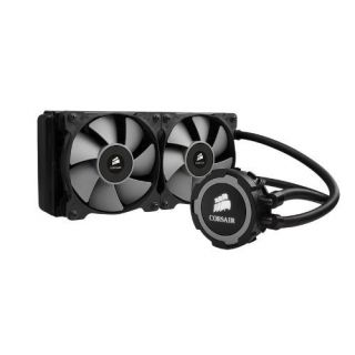 Product image of Corsair Hydro Series H105 240mm Extreme Performance Liquid CPU Cooler