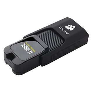 Product image of Corsair Flash Voyager Slider X1 (256GB) USB 3.0 Flash Drive