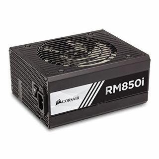 Product image of Corsair RM850i RMi Series 850 Watt Fully Modular Power Supply Unit (80 PLUS Gold Certified)