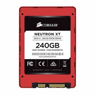 Product image of Corsair Neutron XT Series 240GB 2.5 inch SATA 6 6Gb/s Solid State Drive (7mm)