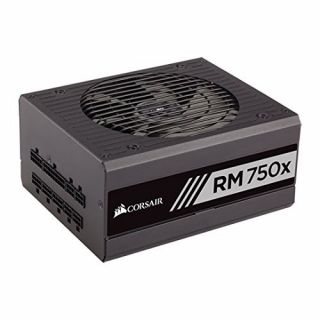 Product image of Corsair RM750x RMx Series 750 Watt Fully Modular Power Supply Unit (80 PLUS Gold Certified)