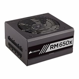 Product image of Corsair RM650x RMx Series 650 Watt Fully Modular Power Supply Unit (80 PLUS Gold Certified)