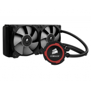 Product image of Corsair Hydro H105 240mm Extreme Performance Liquid CPU Cooler *Manufacturer Refurbished*
