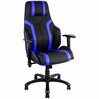Product image of Thunder X3 TGC20 Series Gaming Chair - Black/Blue