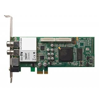 Product image of Hauppauge DVB-T2, DVB-T, DVB-C and Analogue - Dual PCIe TV tuner, with hardware video encoders