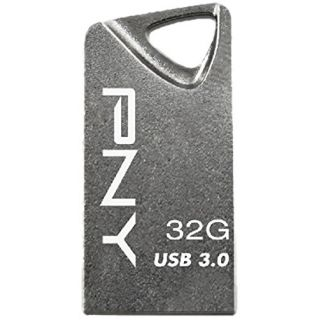 Product image of PNY - USB DRIVE T3 ATTACHE USB 3.0 32GB WRITE 20MB/S READ 115MB/S