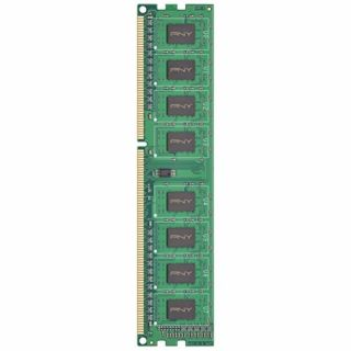 Product image of PNY Dimm PC3-12800 - DDR3 1600MhzSingle 8GB