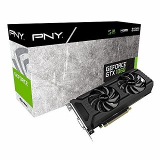 Product image of PNY NVIDIA Geforce GTX 1060 Graphics Card (3GB) GDDR5 PCI Express 3.0 x16