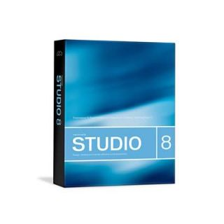 Product image of Macromedia Studio 8.0 Upgrade - English
