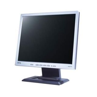 Product image of Bundle: BenQ FP931 (19 inch) SXGA TFT LCD 450:1 250cd/m2 1280 x 1024 16ms Monitor + Stand (Black/Silver) TCO03