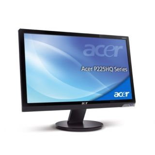 Product image of Acer P225HQbd 21.5 inch Widescreen HD TFT LCD 50,000:1 300cd/m2 1920 x 1080@60Hz 5ms VGA/DVI (Black)