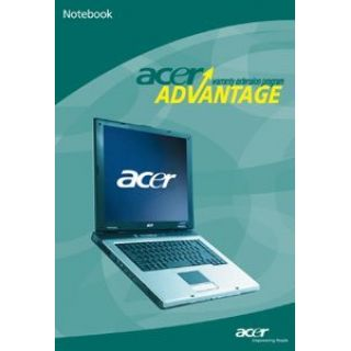 Product image of Acer SV.WNBMF.AL1 Acer eMachines Warranty Upgrade to 3Yr Collect and Return Including Accidental Damage - Booklet