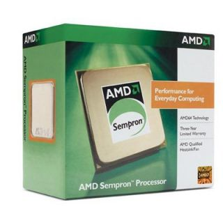 Product image of AMD Sempron (LE-1200) 2.1GHz Processor 512KB L2 Cache Socket AM2 (Boxed)