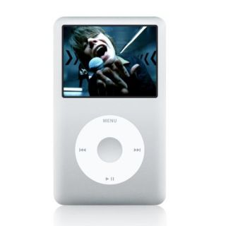 Product image of Apple iPod Classic 80GB 2.5 inch LCD (Silver)