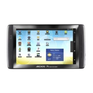 Product image of [Ex-Demo] Archos 70 Internet Tablet with 7 inch Touchscreen and 8GB Flash Memory Storage (Cracked Screen, partially working touch screen)* (Opened)