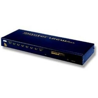 Product image of Aten CS1708A 8-Port PS/2-USB KVMP Switch (Black)