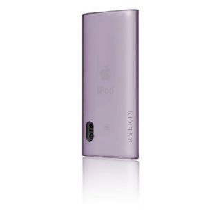 Product image of Belkin Grip Vue Thermoplastic Polyutherane Sleeve (Perfect Plum)