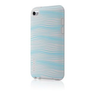 Product image of Belkin Grip Graphix Case for iPod Touch 4G (Aqua/White)