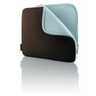 Product image of Belkin 10.2 inch Neoprene Sleeve for Netbook (Chocolate/Tourmaline)