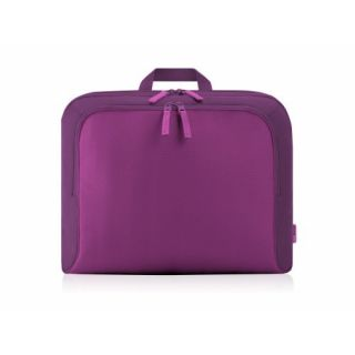 Product image of Belkin Impulse Series Messenger Bag (Aubergine/Grape) for up to 15.6 inch Notebooks