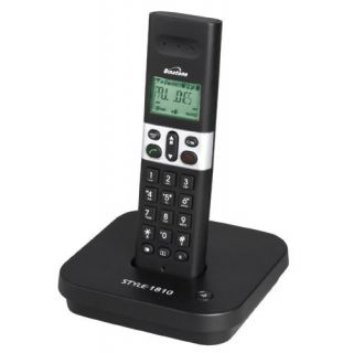 Product image of Binatone Style 1810 DECT Cordless Telephone with Answering Machine - Single