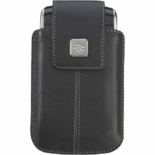 Product image of BlackBerry Synthetic Swivel Holster for 8900/8520/9700/9780 Smartphones Retail Packaged