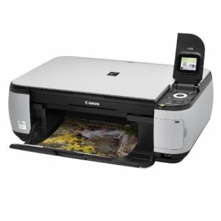 Product image of Canon PIXMA MP490 (A4) Colour Bubble Jet Multifunction Printer (Print/Scan/Copy)