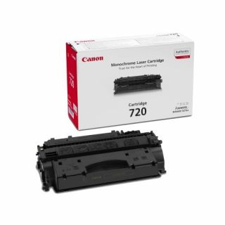 Product image of Canon 720 (Black) Toner Cartridge (Yield 5,000 Pages)