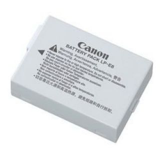 Product image of Canon LP-E8 Battery Pack for EOS 550D