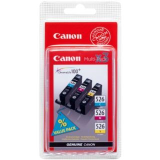 Product image of Canon CLI-526 (Colour) Ink Cartridge