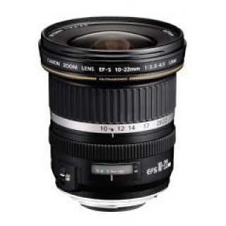 Product image of Canon EF-S 10-22mm f/3.5-4.5 USM Zoom Lens