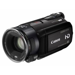 Product image of Canon LEGRIA HF S10 (8.59MP) Digital HD Camcorder 10x Optical Zoom 2.7 inch LCD