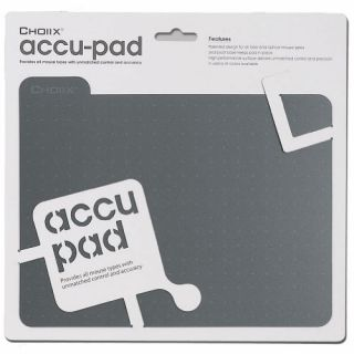 Product image of Choiix C-MM02-SS Accu Mouse Pad (Grey Silver)