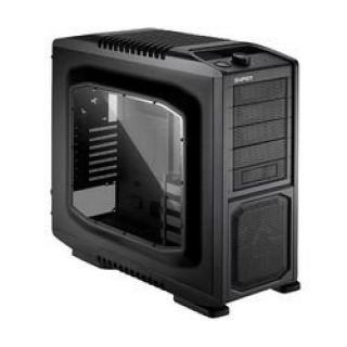 Product image of Cooler Master CM Storm Sniper MicroATX/ATX Mid Tower Case with Window Side Panel (Black)