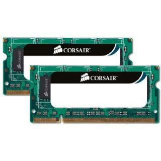 Product image of Corsair 8192MB (2x4096MB) Memory Kit 1333MHz PC3-10666 DDR3 SO-DIMM 204pin 9-9-9-24