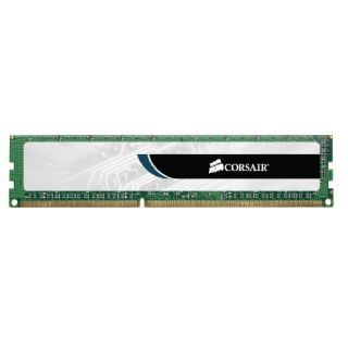 Product image of Corsair Value Select 4GB Memory Module PC3-10666 1333MHz DDR3 DIMM 240pin CL 9-9-9-24