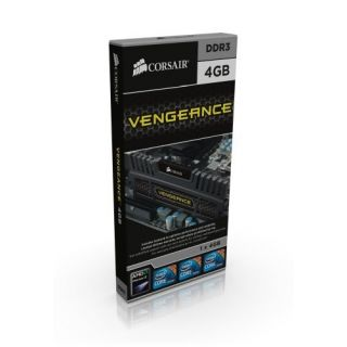 Product image of Corsair Vengeance 4GB Memory Module PC3-12800 1600MHz DDR3 DIMM